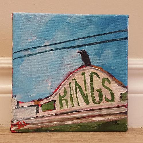 Kings Theatre by Jaime Lee Lightle