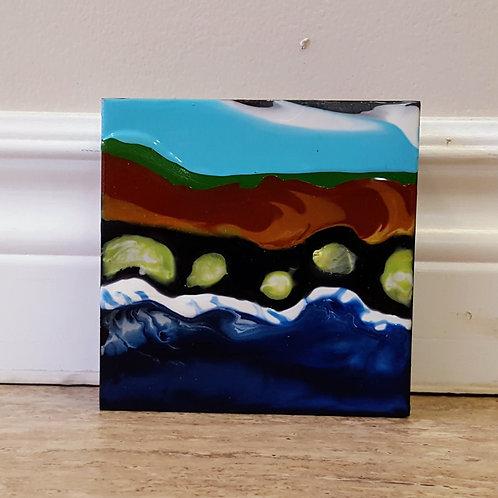 Tide Pools 2 by James C E Lightle
