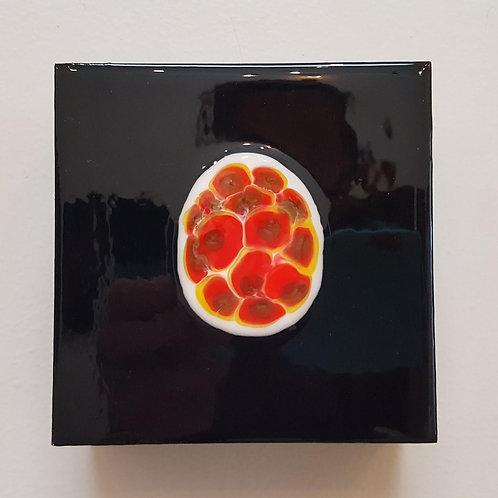 Mandala Planet I by James C E Lightle