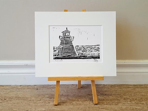 Lighthouse View (limited edition) by James C E Lightle