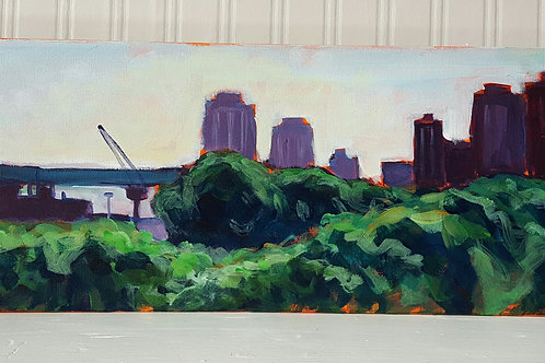 Halifax Skyline by Jaime Lee Lightle