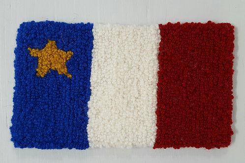 Acadian Flag (Rug)