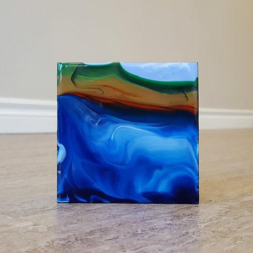 Moving Tide by James C E Lightle