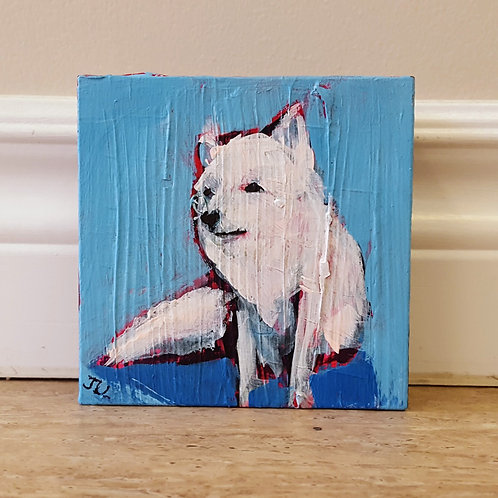White Fox by Jaime Lee Lightle