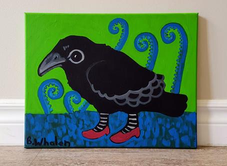 The Whimsical Art of Bev Whalen