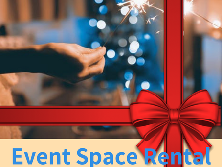 Book NOW for your Christmas EVENT!