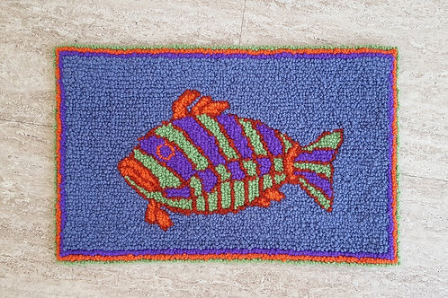 Colourful Fish by Debbie Doiron