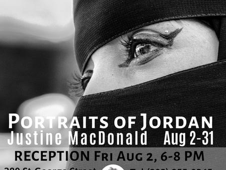 Justine MacDonald - Portraits of Jordan