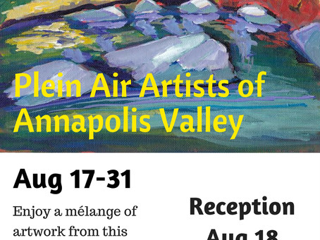 Group Show: Plein Air Artists