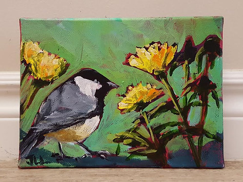 Lovely Weeds #2 by Jaime Lee Lightle