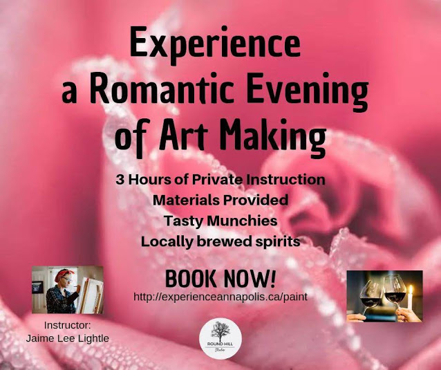 Romantic Art Experience