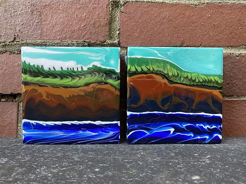 Fundy Coast 2 by James C E Lightle