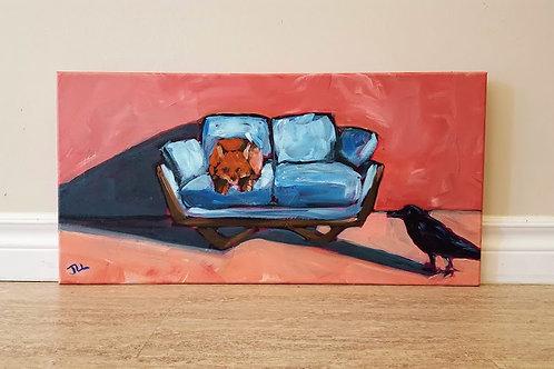 Is that Seat Taken? by Jaime Lee Lightle