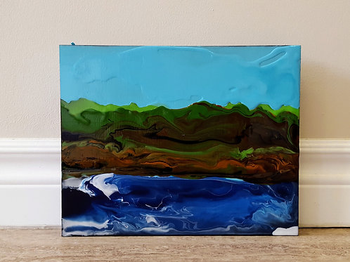 Turbulent Water by James C E Lightle