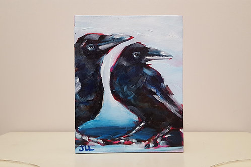 Double Crows by Jaime Lee Lightle