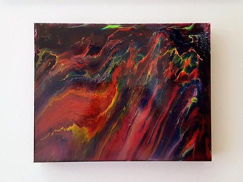 Burning Agate by James Lightle