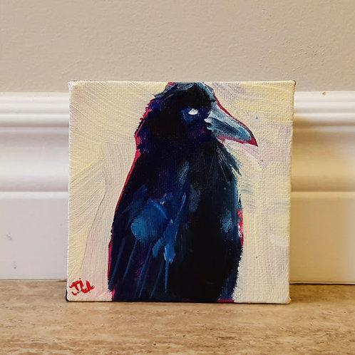Raven Vogue by Jaime Lee Lightle