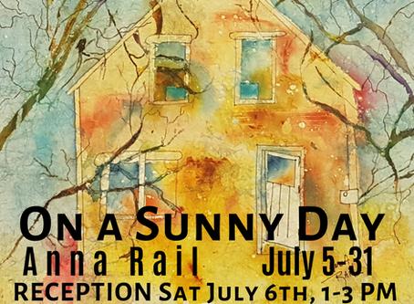 """""""On a Sunny Day"""", Anna Rail"""