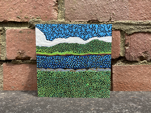 Mountain Valley by James C E Lightle