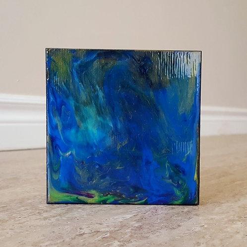 Translucent Turquoise by James C E Lightle