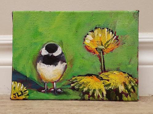 Lovely Weeds #3 by Jaime Lee Lightle