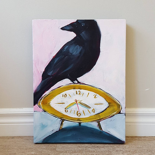What's the Time? by Jaime Lee Lightle