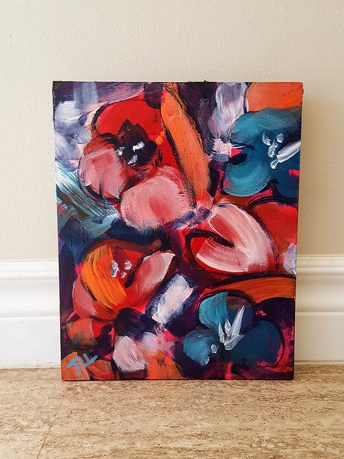 Expressive Flowers by Jaime Lee Lightle