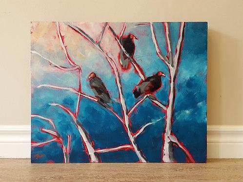 Three in a Tree by Jaime Lee Lightle