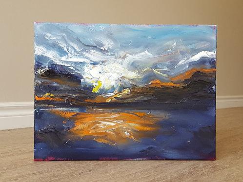 Sky and Sea 6 by Jaime Lee Lightle