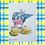Thumbnail: Recipe/Art card: Peppy Potato Salad by Jaime Lee Lightle