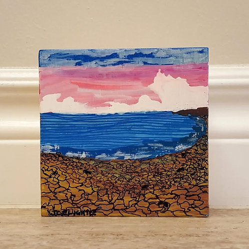 Pink Sky by James C E Lightle