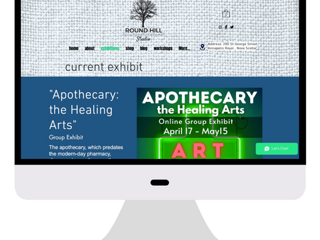 Art Apothecary on-line