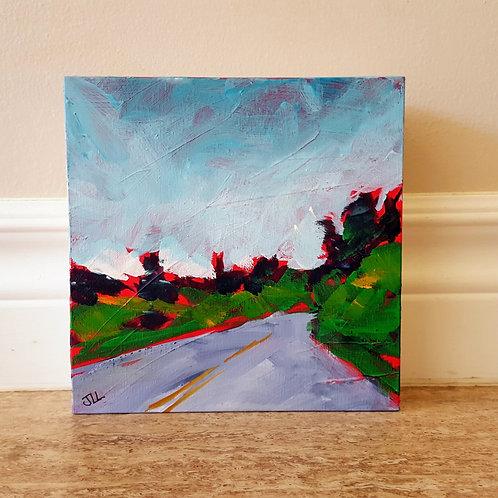 Hwy 8 Nova Scotia by Jaime Lee Lightle