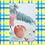 Thumbnail: Recipe/Art card: Oatmeal Apple Squares by Jaime Lee Lightle