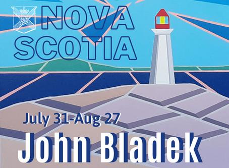 Iconic Nova Scotia - Bladek