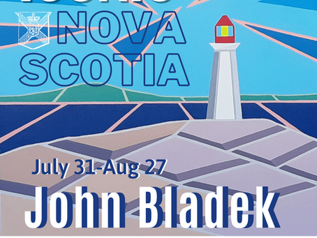 Iconic Nova Scotia - Bladek