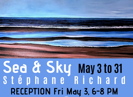"Richard: ""Sea & Sky"""