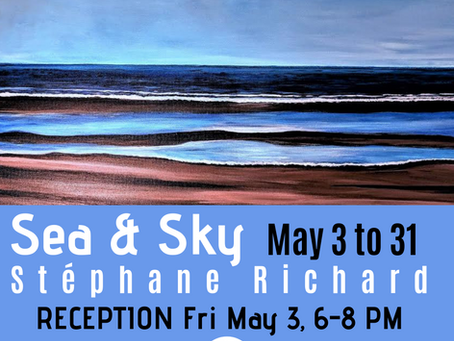 "Richard: ""Sea & Sky"""