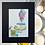 Thumbnail: Recipe/Art card: PB, Banana, Choc Chip cookies by Jaime Lee Lightle