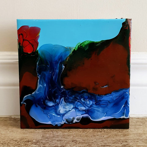 Big Falls by James C E Lightle
