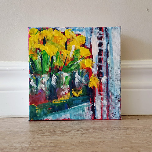 City Garden 2 by Jaime Lee Lightle