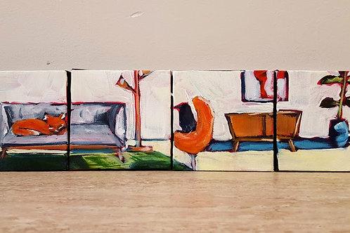 Comfortable Silence by Jaime Lee Lightle