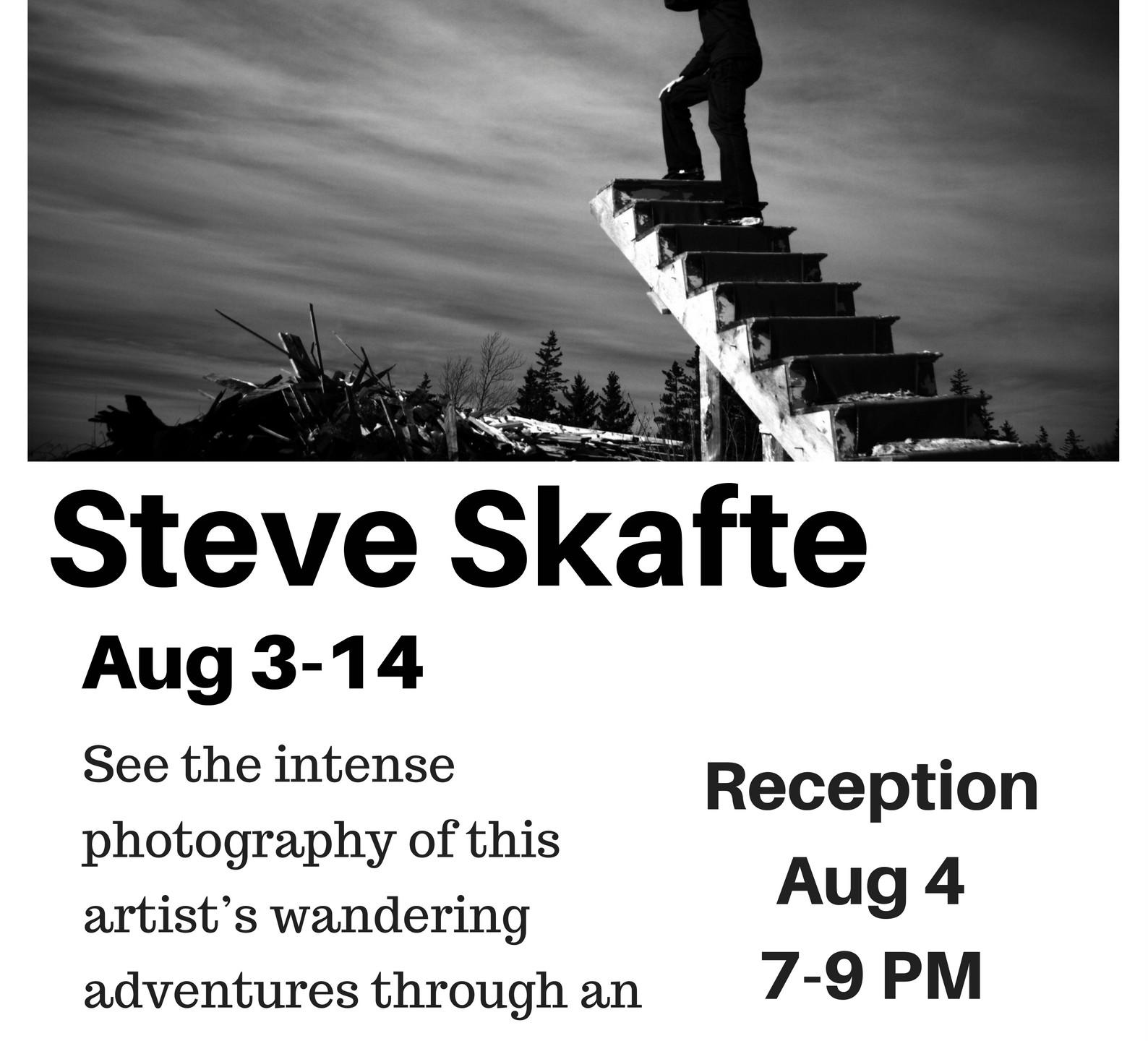 Steve Skafte Aug