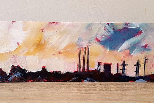Darmouth Horizon by Jaime Lee Lightle