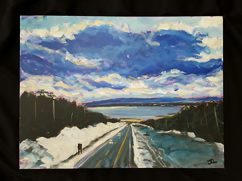 Highway to Digby by Jaime Lee Lightle
