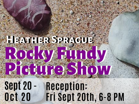 Rocky Fundy Picture Show: Heather Sprague