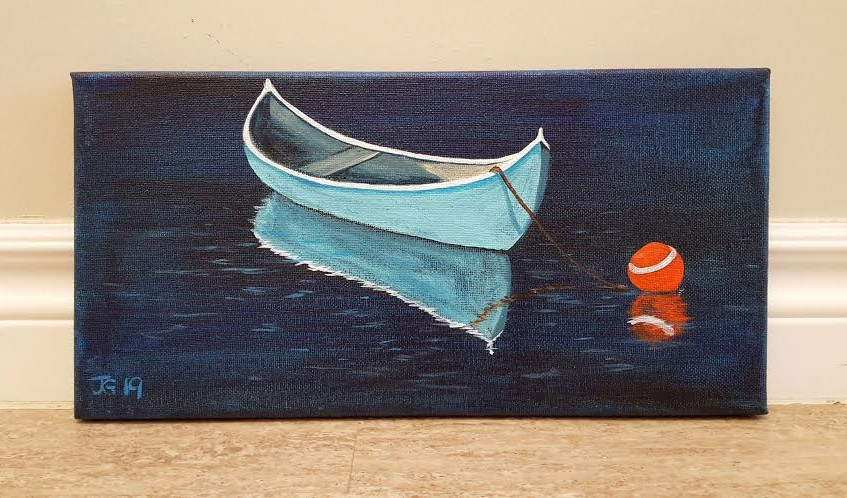 Aqua Canoe