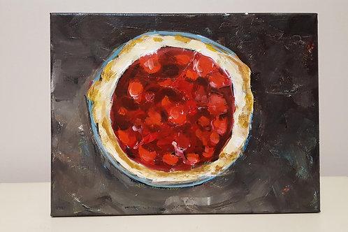 """Strawberry Pie"" by Jaime Lee Lightle"