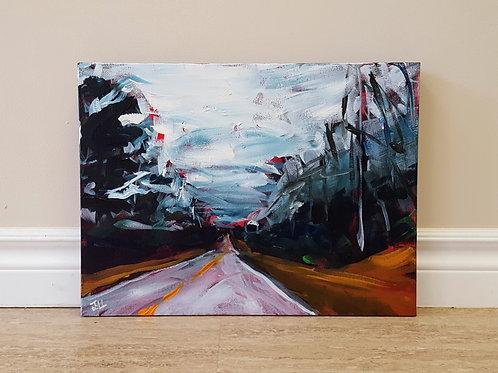 Sunday Drive Hwy 8 by Jaime Lee Lightle