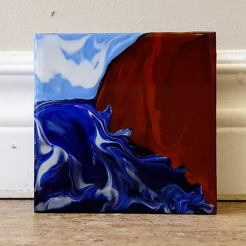 Red Cliffs by James C E Lightle